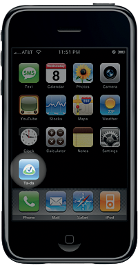 iPhone Apper