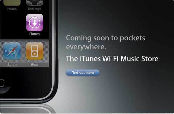 iTunes Wi-Fi