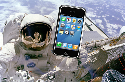 iPhone Space