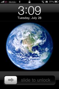 Notifier iPhone 3GS
